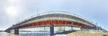 """Южный мост (Кенгарагс, Рига), зафоткал """"по-модному"""" :)"""