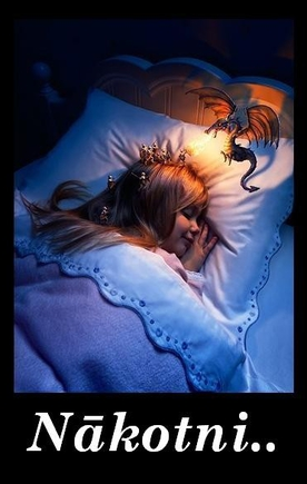 par ko tu sapņo nomodā?