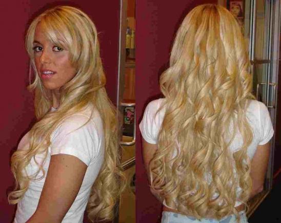 Покажите красивую стрижку для длинных волос,желательно с челкой.