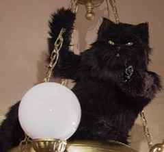 Кот бегемот из сериала