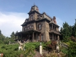 disneyland -The House of Horrors