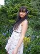 в лесу :))