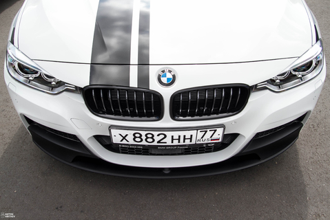 BMW TrackDay Russia