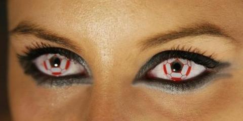 Kādas ,tavuprāt, izskatās interesantas kontaktlēcas?