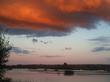 закат в Тервете