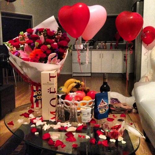 Фото романтичные подарки