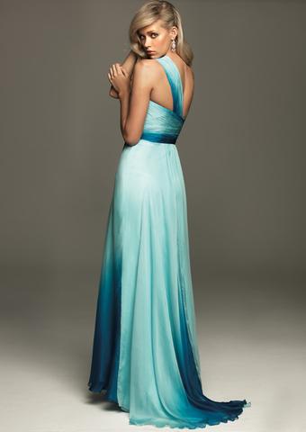 Покажите обалденное платье?