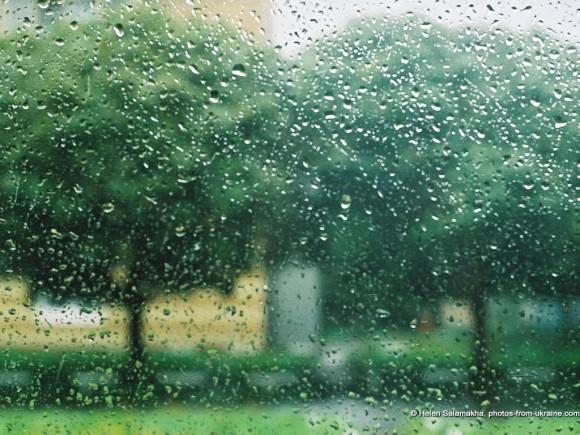 Как сделать так чтобы дождь прошёл