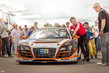 Audi R8 Le Man