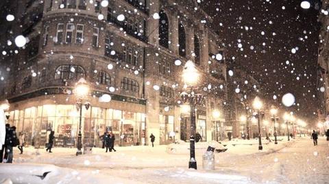 """Как на ваш взгляд можно показать """"атмосферную"""" зиму?"""