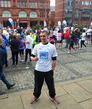 17.11.2013 Leeds Abbey Dash run
