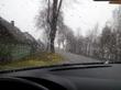 Даугавпилс проводил ураганом! :)