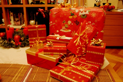 Надеюсь не про кого не забыла :) люблю дарить подарки! :3