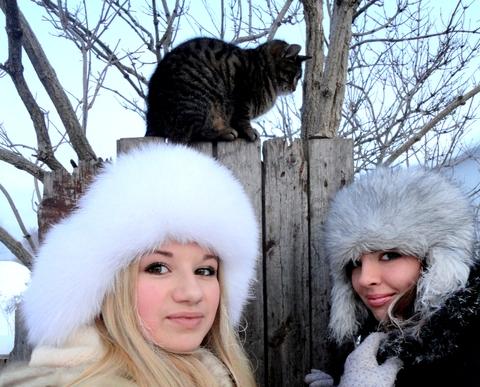 у нас даже свой кот Йоська :d