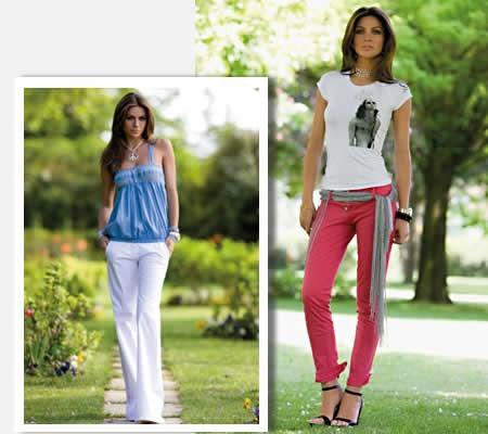 Ваше любимая ЛЕТНЯЯ одежда! Или стиль одежды!