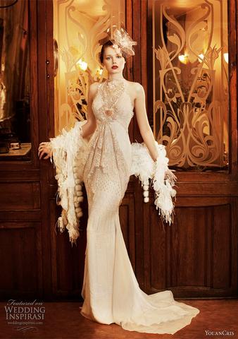 Какое по вашему красивое платье из моды 20-30х годов в Америке?