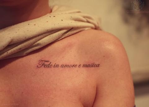 Tavuprāt, kādi tetovējumi piestāv meitenēm?