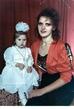 с мамочкой. =**