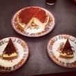 Молочный бисквит с шоколадной стружкой!))