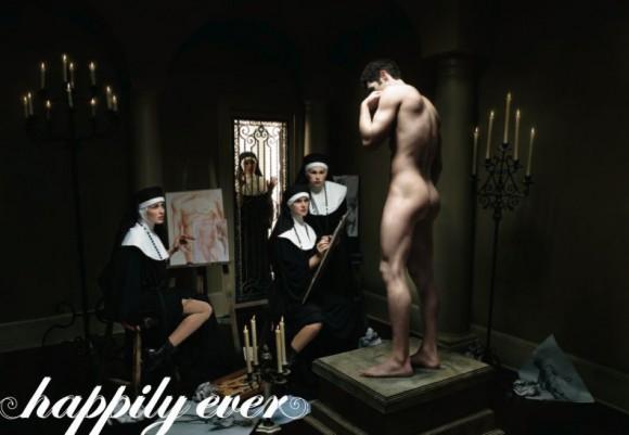 Еротика на полотне - как она выглядит? :)