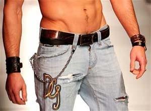 Покажи красивые джинсы, которые именно на заднице классно сидят... :)