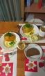 Субботний ужин с бутылочкой белого Бордо=)