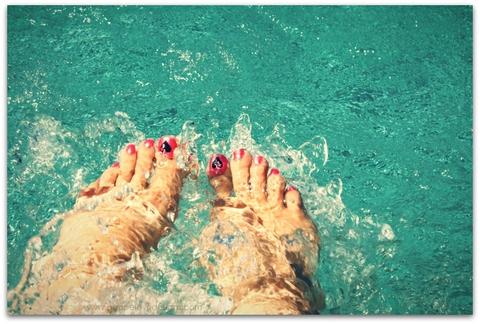 Покажите идеальное лето?