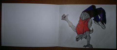Рисую открытку
