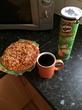 Завтрак готов))