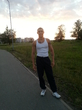 Вечерний забег с сеструхой +)) 15км под заходящим солнцем...кайф