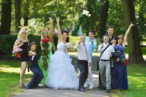 У друзей на свадьбе =)