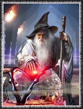 Покажите волшебника?