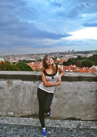 Прага,я хочу к тебее !