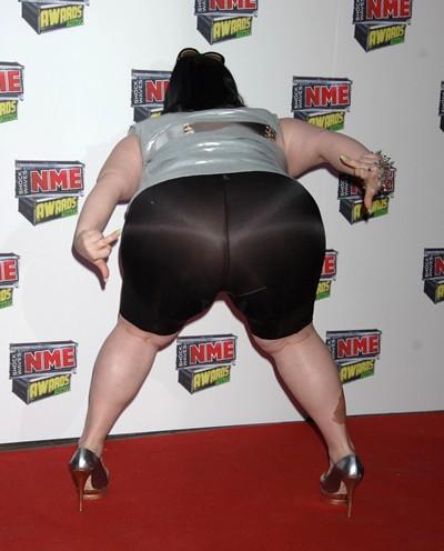 Жопа толстая девушка фото ваша