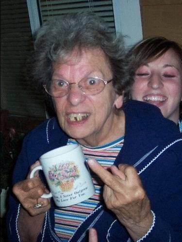 Лучшее фото Бабы-Яги?