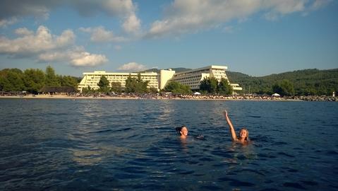 душой и сердцем все еще в Греции)