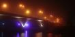 Элгава в тумане