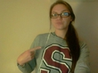 S for SABINA! xD