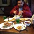 Хачапури, шашлык из барашка, и Грузинский Тархун