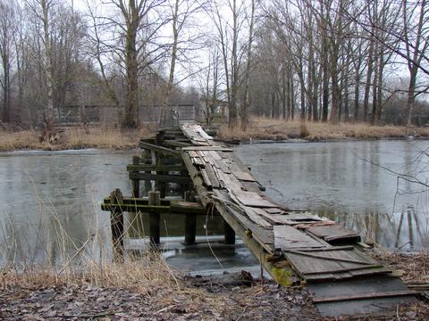 Хороший мост есть в Волери