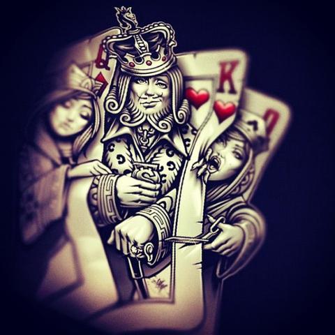 Юрий король всех мастей тату значение этих документов обязательно