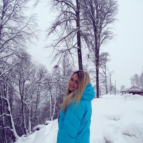 вот она, настоящая зима!)