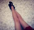 ох ноги, ноги, ногии..сегодня вам звезда*