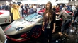 Supercar show/ Lamborghini Aventador! <222