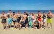 открытие сезона тренировок на пляже