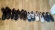 Уборка в коридоре. А сколько у вас пар обуви?