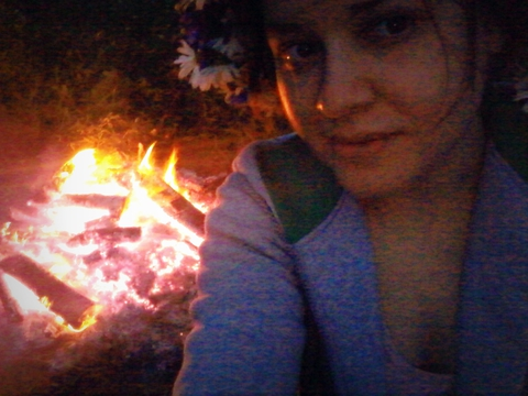 Ночь летнего лунноденствия.