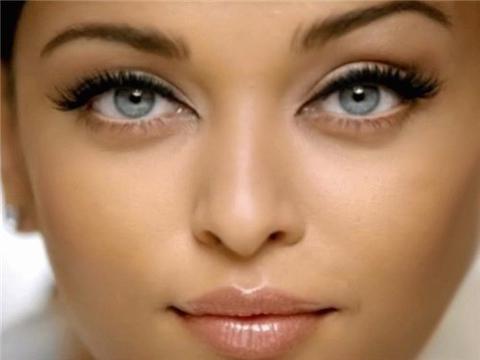 Как сделать красивое фото только глаза
