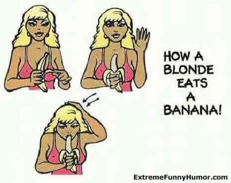 Kā atšķirt blondīni?