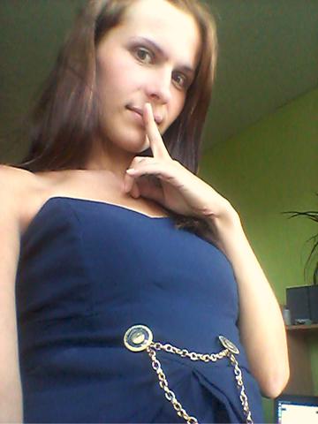 Без косметики тоже не плохо :))
